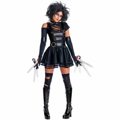 Buyseasons Edward Scissorhands - Miss Scissorhands Adult Costume