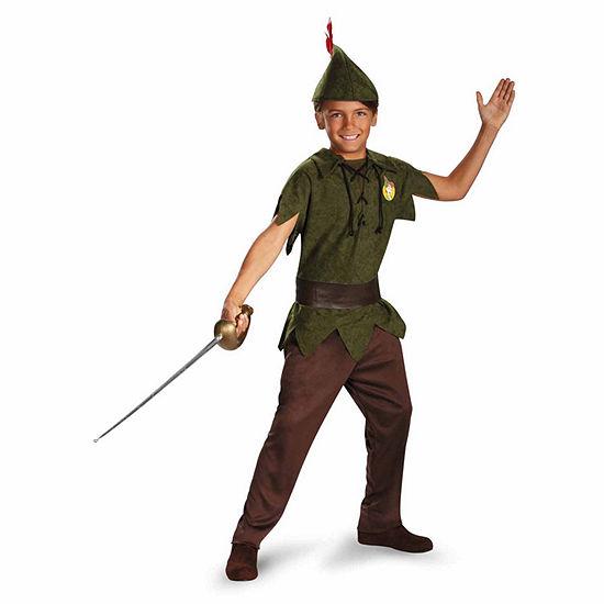 Peter Pan Disney Child Costume