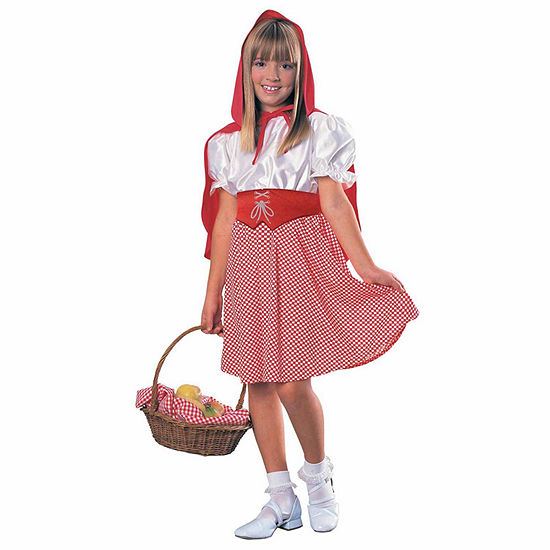 Red Riding Hood Classic Child Costume Girls Costume Girls Costume