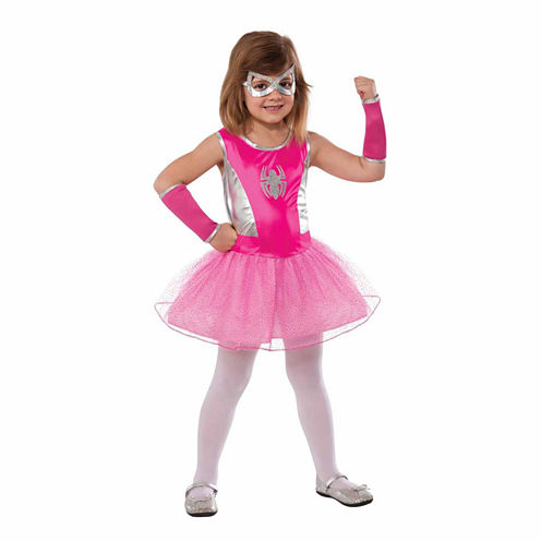 Marvel Pink Spider-Girl Costume