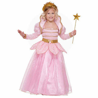Little Pink Princess Child Costume