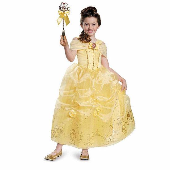 Disney Disney Storybook Belle Prestige Costume Girls Costume