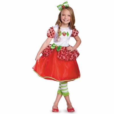 Strawberry Shortcake Deluxe Toddler Costume