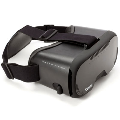Tzumi Dream Vision Virtual Reality Headset - Game Mapped Controller Included