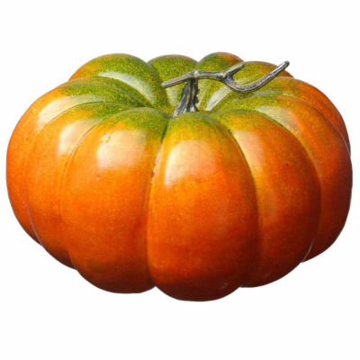 National Tree Co. 15 Inch Pumpkin Tabletop Decor