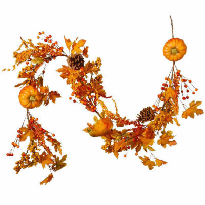 National Tree Co. 72 Inch Pumpkin Garland
