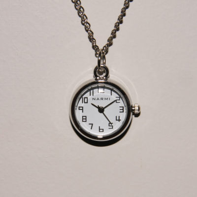 Olivia Pratt Womens Silver Tone Strap Watch-10368silver