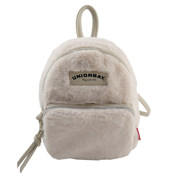 Unionbay Mni Fuzzy Backpack