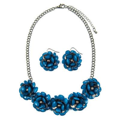 Mixit Womens 3-pc. Necklace Set