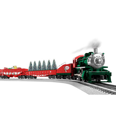 Lionel Trains The Christmas Express Lionchief Ready To Play Set