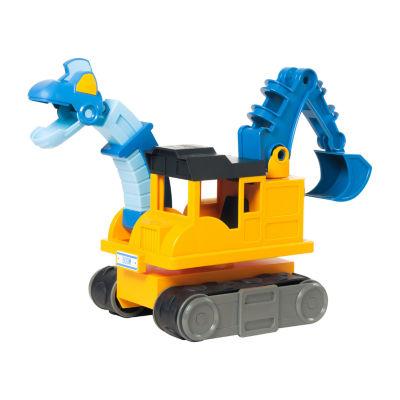 Educational Insights Dino Construction Company™—  Boom the Brachiosaurus Backhoe