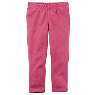 Carter's Sparkle Knit Leggings - Toddler Girls