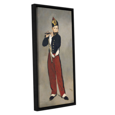 Brushstone The Fifer Gallery Wrapped Floater-Framed Canvas Wall Art