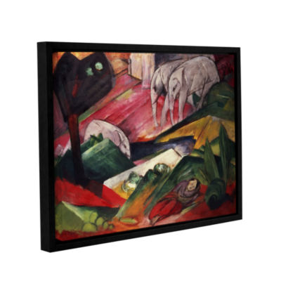 Brushstone The Dream Gallery Wrapped Floater-Framed Canvas Wall Art
