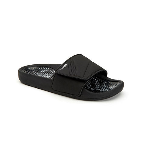 Copper Fit Glide Gel Womens Slide Sandals