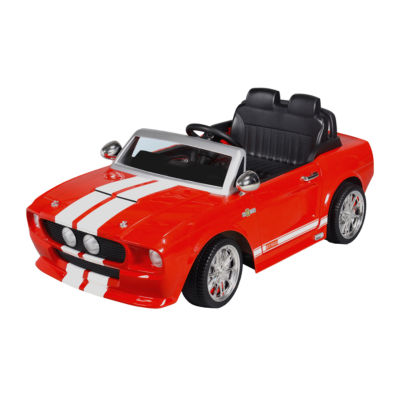 12 Volt Ride-on 1967 Shelby Mustang GT 500