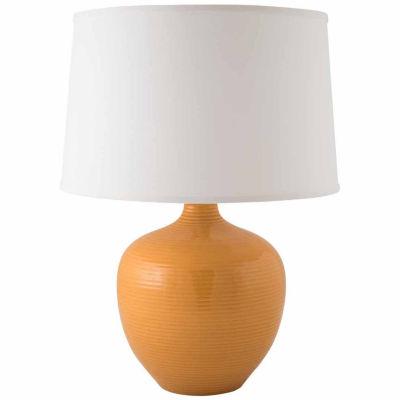 RiverCeramic Bean Pot Table Lamp