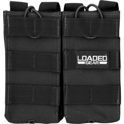 Loaded Gear CX-900 Double Section Mag Pouch
