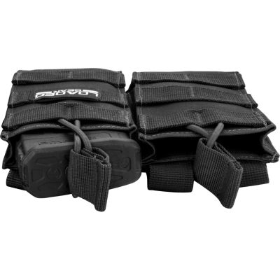 Loaded Gear Cx-850 Double Magazine Pouch (Black)