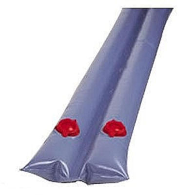12' Dual Chamber Blue Water Tube for In-Ground Swimming Pool Winter Closing 20 Gauge