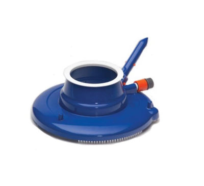"""15"""" Leaf Eater with 3 Swivel Wheels and Brushes Underwater Swimming Pool Vacuum Cleaner"""""""