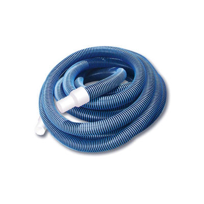 Blue Extruded EVA In-Ground Swimming Pool Vacuum Hose - 36' x 1.25""