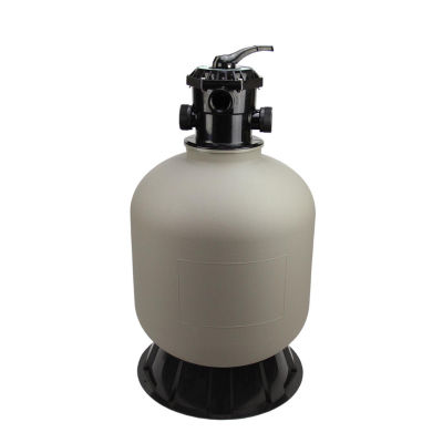 """16"""" High Performance Top-Mount Pool and Spa Sand Filter with 6-Way Valve - 100 lbs. Sand Required"""""""