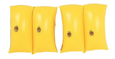 Set of 2 Inflatable Swimming Pool Arm Floats for Kids 3-6 Years
