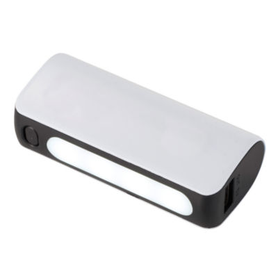 Natico Originals 2200 mAh Flashlight Power Bank