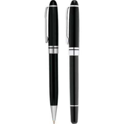 Natico Original Ballpoint/Rollerball Pen Set