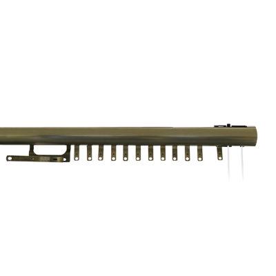 Kirsch Hardware Designer Metals Traverse Rod - Smooth with Slides