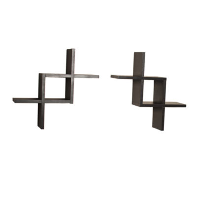 Danya B. Set of 2 Reversed Criss Cross