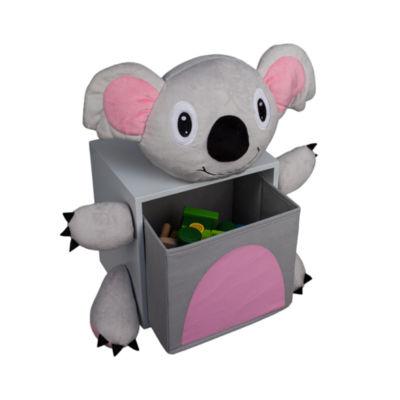 Danya B. Plush Koala Bear Kids Wall Storage Bin