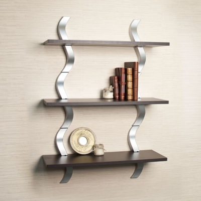 Danya B. Waves 3 Level Shelving System