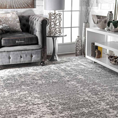 nuLoom Power Loomed Deedra Rug