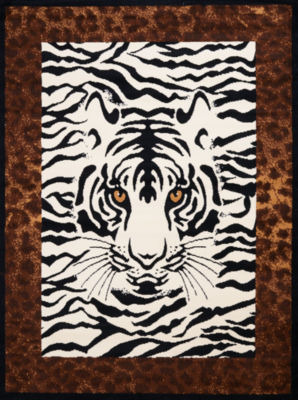 United Weavers Legends Collection Hidden Eyes Rectangular Rug