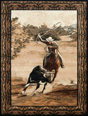 United Weavers Legends Collection Roper Rectangular Rug