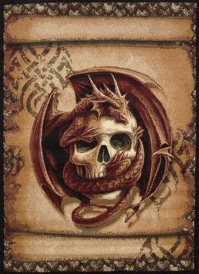 United Weavers Legends Collection Snake Eyes Rectangular Rug