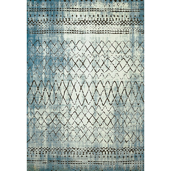 United Weavers Weathered Treasures Collection Lucid Rectangular Rug
