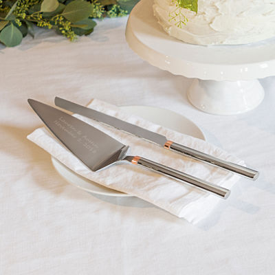 Cathy's Concepts Cake Server
