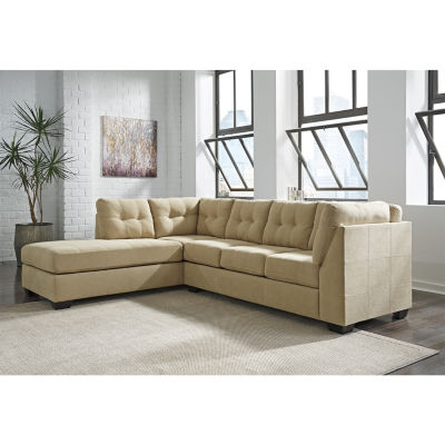 Signature Design by Ashley® Mason 2-Piece Sofa and Chaise - Benchcraft