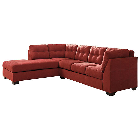 Sectional Sofas At Jcpenney: Signature Design By Ashley Mason 2 Piece Sofa And Chaise