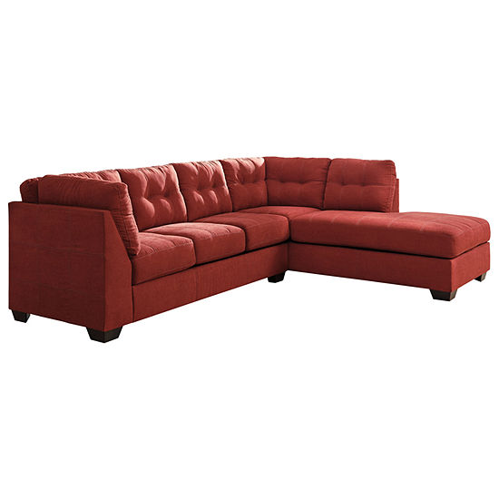 Sectional Sofas At Jcpenney: Signature Design By Ashley Mason Sofa And Chaise