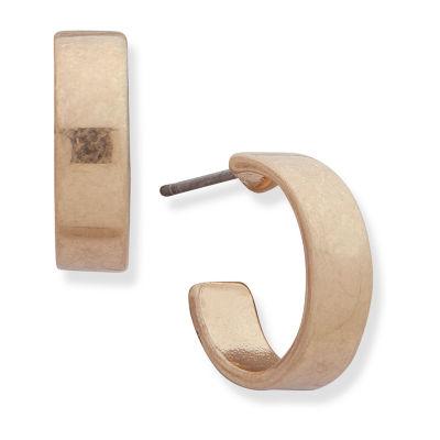 Chaps 15.3mm Hoop Earrings