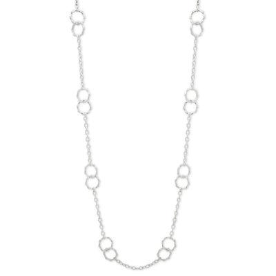 Gloria Vanderbilt Womens Strand Necklace