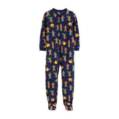 Carter's One Piece Pajama - Preschool Boy