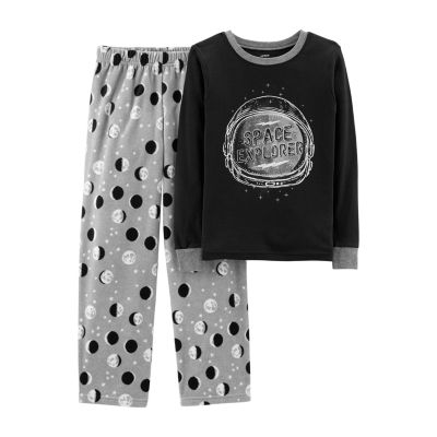 Carter's Long Sleeve Top & Pant 2-Pc Pant Pajama Set Preschool Boys