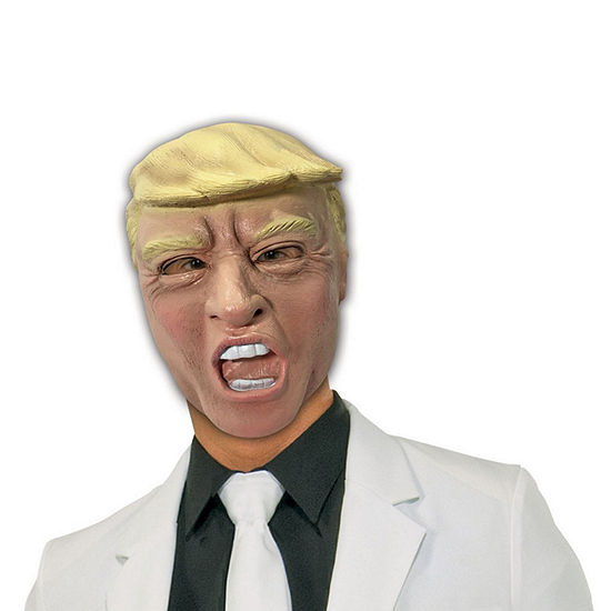 Vinyl Trump Mask