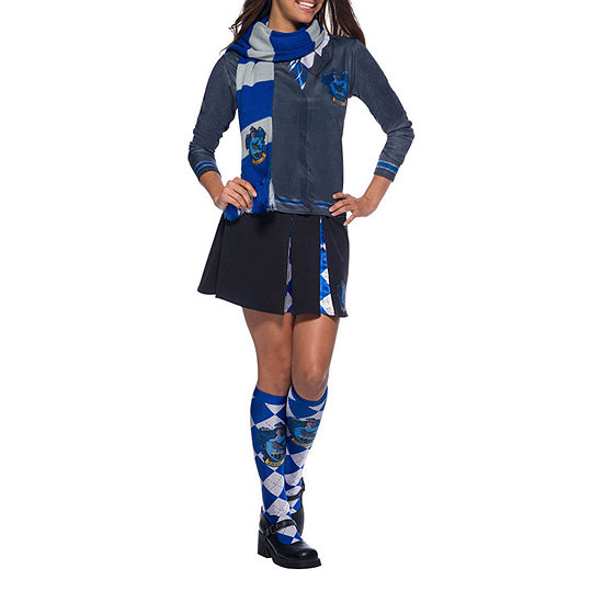 Harry Potter House Ravenclaw Scarf Harry Potter Dress Up Accessory
