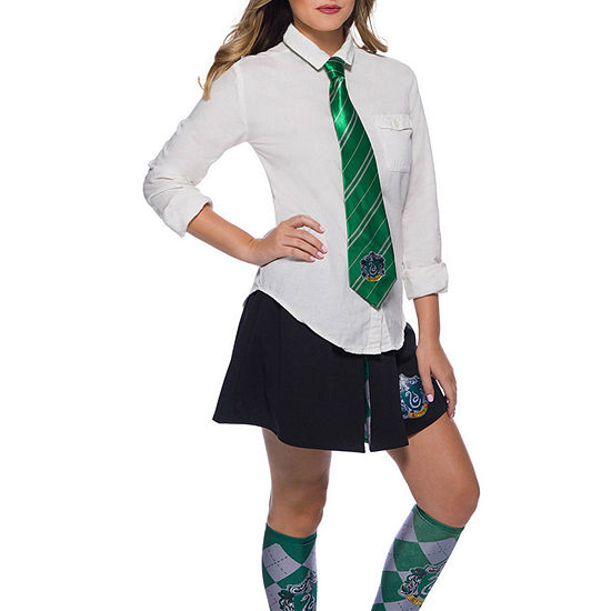 Harry Potter The Wizarding World Of Harry Potter Slytherin Tie Harry Potter Dress Up Accessory
